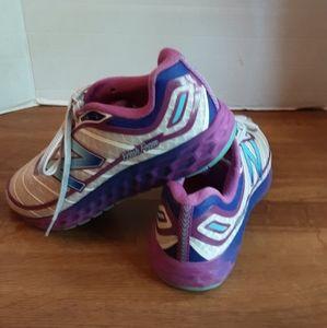 New Balance Purple, Fresh Foam Sneakers